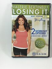 Valerie Bertinelli: Losing It and Keeping Fit! NEW! DVD, WORKOUTS ABS