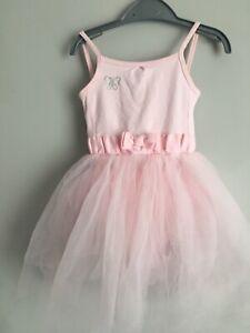 Girks Pink Tu Tu Dress Aged 4 Years 🌈🌈🌈