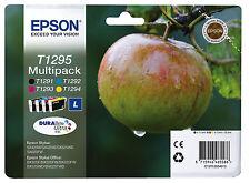 EPSON Tinte T1295 SX235W SX420W SX425W SX535WD BX305F BX525WD WF-3010DW