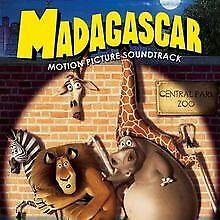 Madagascar von Hans Zimmer   CD   Zustand gut
