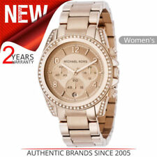 Women's Luxury Brushed 100 m (10 ATM) Water Resistance Watches