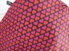 1 yd  printed fabric good weight 4 way spandex lycra USA J4736