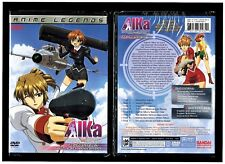 Agent Aika: Complete Anime Collection (Brand New 2 DVD Set, Anime Legends, 2008)