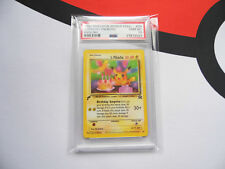 PSA 10 -  Birthday Pikachu English - Pokemon World Collection Promo #24
