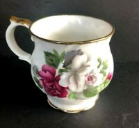 Queen's Fine Bone China made in England Cup