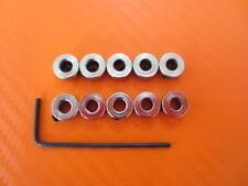10 Stück Stellringe Klemmringe 3mm Stellring Radachse Stellring Sicherungsring