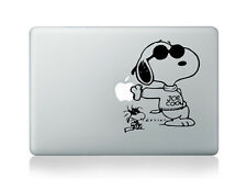 "Snoopy and Peanuts/Woodstock VinySticker Decal Macbook Air/Pro/Retina 13""15""17"""