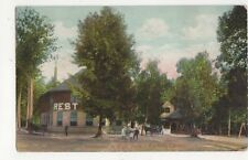 Restaurant In High Park Toronto Canada 1908 Postcard 420a #1