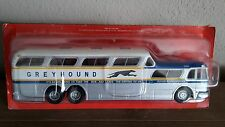 GREYHOUND SCENICRUISER 1956 28 CM!! 1/43 COLLECTION HACHETTE NEUF SOUS BLISTER