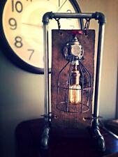 Industrial Retro Steampunk Lamp