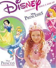 Disney's Princess Fashion Boutique - Cinderella Snow White Windows Computer Game