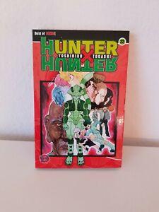 Hunter X Hunter 22 Yoshihiro Togashi Carlsen Comics Manga & Anime