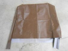 """171039-0015 BLUE BIRD SCHOOL BUS 39"""" HIGH BACK STAPLE COVER BROWN SEAT COVER"""