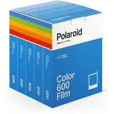 Polaroid 600 Color Instant Film 5 Pellicole per 40 Foto Colore