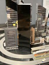 Black N / HO Scale City Skyscraper