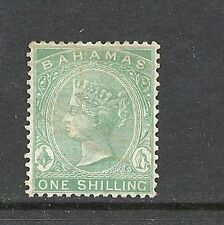 Single Victorian (1840-1901) Bahamian Stamps