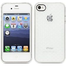 Griffin GB03168 iClear Air Protective Transparent Hard Shell iPhone 4 4S Case
