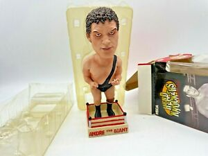 NECA Head Knockers Andre The Giant Hand Painted Bobblehead New in Box WWF WWE