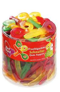 Red Band Fruchtgummi Schnuller 100 Stück