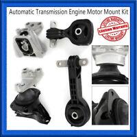 For Honda Civic 2006-2010 Engine Motor & Trans Mount Set Kit 1.8L Automatic 4PCS