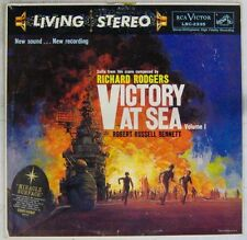 Victory at sea 33 tours Richard Rodgers 1959 Living Stéréo