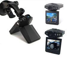 "2.5"" 270°LCD HD DVR Car Camera 6 LED IR Traffic Digital Video Recorder New FTSS"