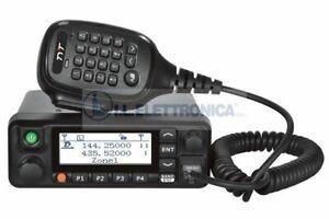TYT MD-9600 DMR/ANALOGICO v3 2020 + GPS  VHF/UHF 50/45 W veicolare