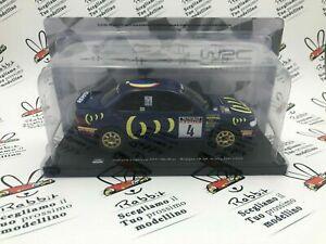 "Die Cast "" Subaru Impreza 555 Mcrae - Ringer Rac Rally GB 1995 "" 1/24"