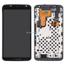 Écran LCD Vitre Tactile+Châssis Pour Motorola Google Nexus 6 XT1100 XT1103 Noir