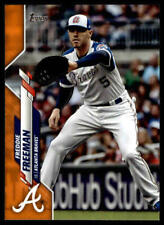 2020 Topps Baseball Factory Orange - Print Run 99 - Pick A Card - Cards 501-700