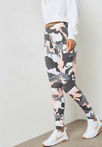 WOMEN NIKE Nike Womens Camo Print Legging AH4142-100