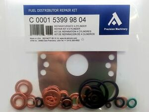 Complete Repair Kit for Bosch K-Jetronic Fuel Distributor 0438100104 Renault 5
