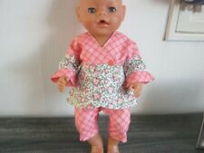 Hand made dolls clothes for Baby Born or similar