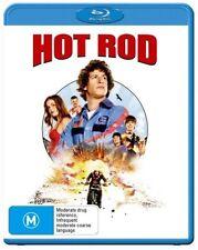 Hot Rod (2017, REGION ALL Blu-ray New)