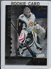 09-10 Black Diamond Jhonas Enroth Quad Rookie # 211