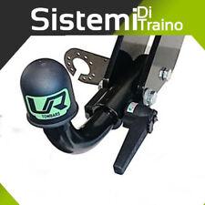FIAT PANDA IMPIANTO GPL SOTTO PIANALE 82-03 GANCIO TRAINO ORIZZONTALE ESTRAIBILE