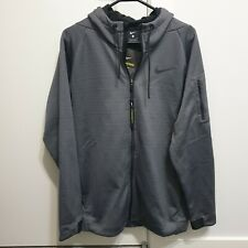 Nike Therma Full Zip Hoodie Mens Size Large Brand New with Tags