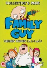 Padre de Familia Temporada 1 a 5 Caja Nuevo DVD (3457301000)
