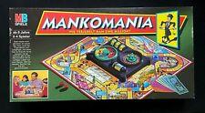 Mankomania MB Spiele grüne Ausgabe Brettspiel Gesellschaftsspiel Top Zustand