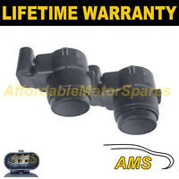 2X FOR BMW 1 3 SERIES X1 E81 E82 E84 E87 E88 E89 E91 E91 E92 PDC SENSOR 2PS6001S