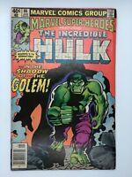 MARVEL SUPER HEROES HULK  86 1979 SHADOW OF THE GOLEM  BRONZE AGE COMIC BOOK