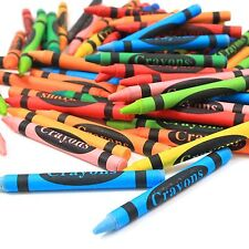 288 x Wax Crayons Pack for Kids Children School Colouring Restaurant Cafe Table