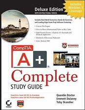 CompTIA A+ : Exams 220-701 (Essentials) and 220-702 (Practical Application)...