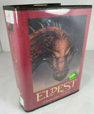 Eldest by Christopher Paolini 2005 The Queens Library Hardcover Dragonrider