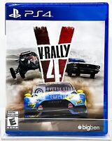 V-Rally 4 - PS4 - Brand New | Factory Sealed