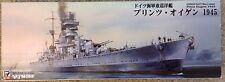 1/700 German DKM Prinz Eugen 1945 - Pit-Road/Skywave/Trumpeter W154