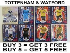 Tottenham Hotspur Football Trading Cards Match Attax Game