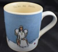 You're An Angel Time of Life on Cottage St Flavia Weedn Coffee Cup Papel Japan