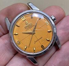 Vintage Omega Seamaster Bumper Chronometer 1954