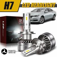 H7 LED Headlight Bulb Conversion Kit High Beam 60W 12000LM 6000K  Headlamp DWL